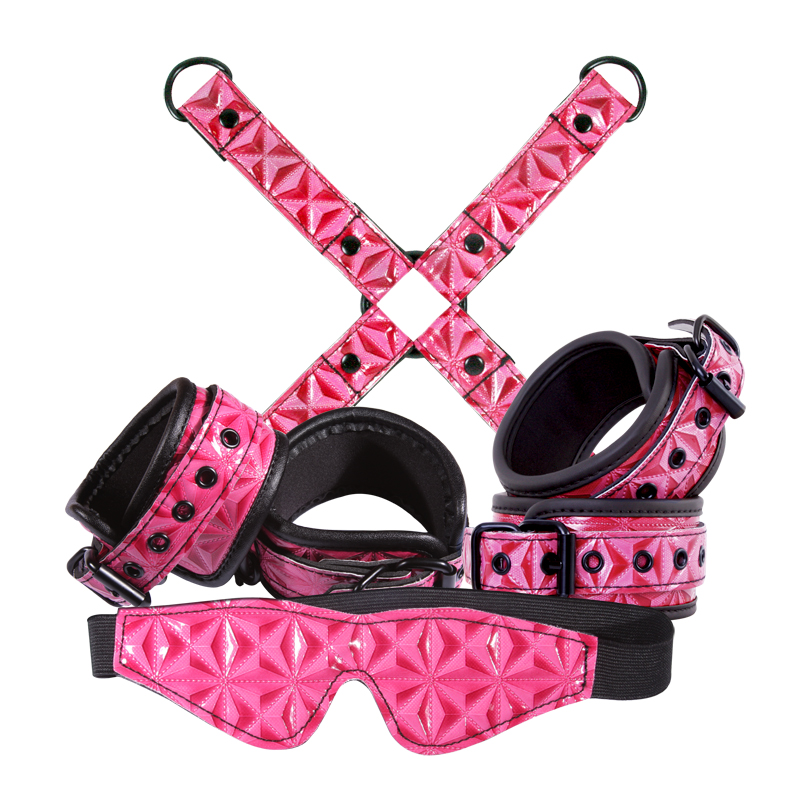 Sinful - Bondage Kit - Pink