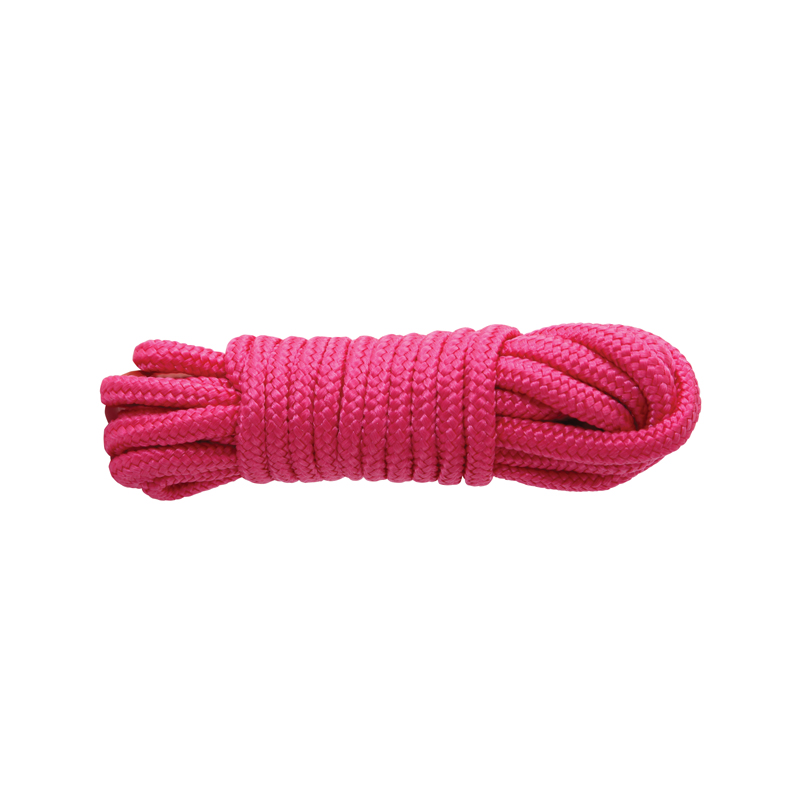 Sinful - Nylon Rope - 25 ft - Pink